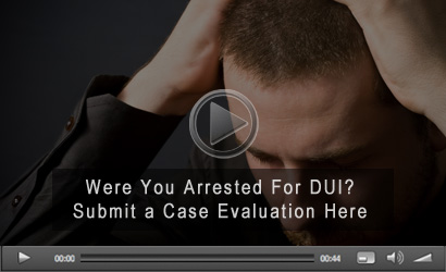 DUI Case Evaluation